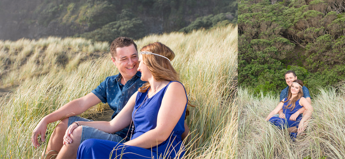 Auckland engagement photography
