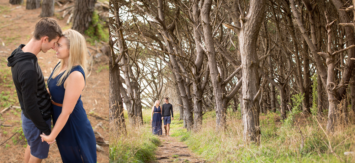 Auckland engagement shoot