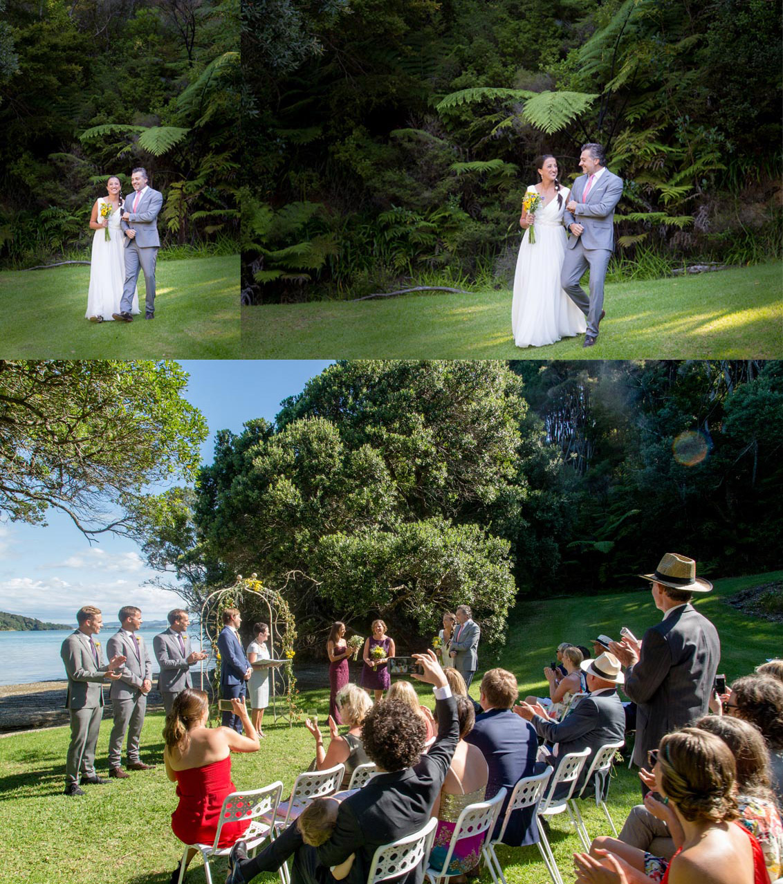 Whangarei wedding